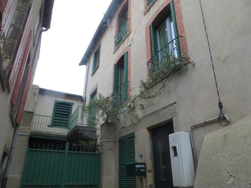 Location maison / villa La roche blanche 826€ CC - Photo 1