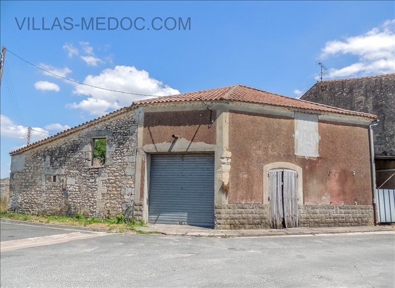 Sale parking spaces Saint estephe 77 000€ - Picture 1