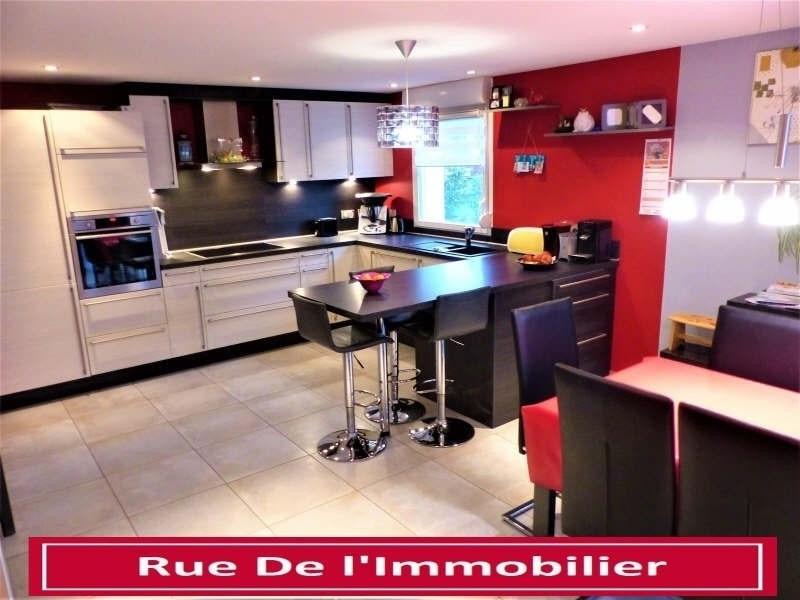 Sale house / villa Niederschaeffolsheim 244000€ - Picture 2