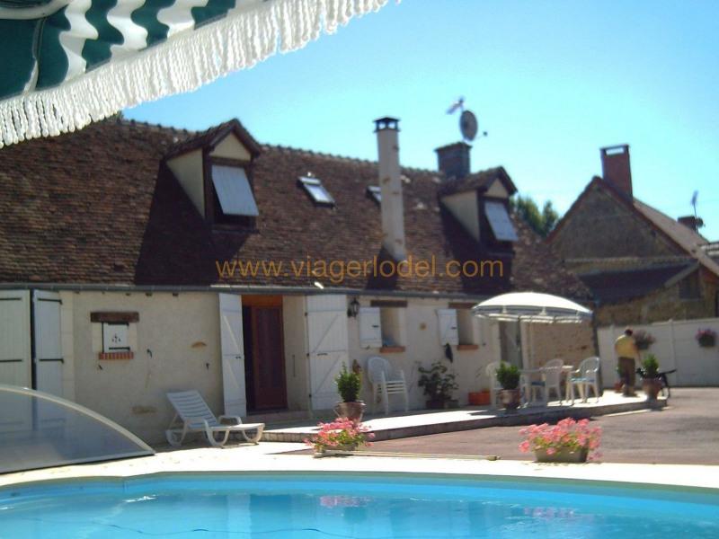 Life annuity house / villa Saint-christophe-en-bazelle 65000€ - Picture 1