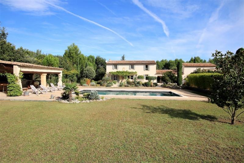 Vente de prestige maison / villa Meyrargues 946000€ - Photo 2