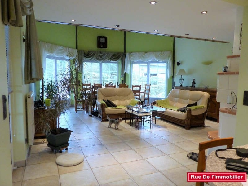 Sale house / villa Kutzenhausen 363500€ - Picture 5
