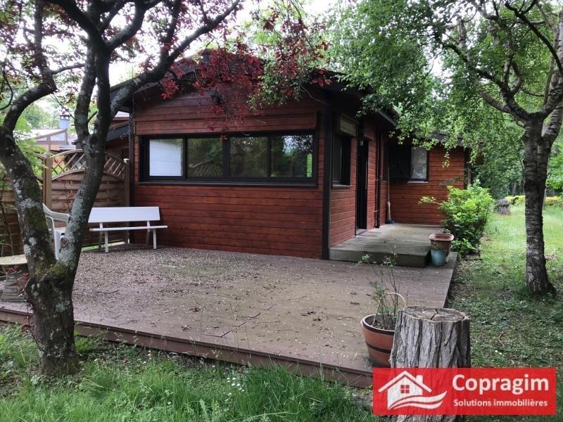 Vente maison / villa Montereau fault yonne 150000€ - Photo 1
