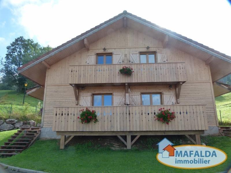 Vente maison / villa Mont saxonnex 243000€ - Photo 1