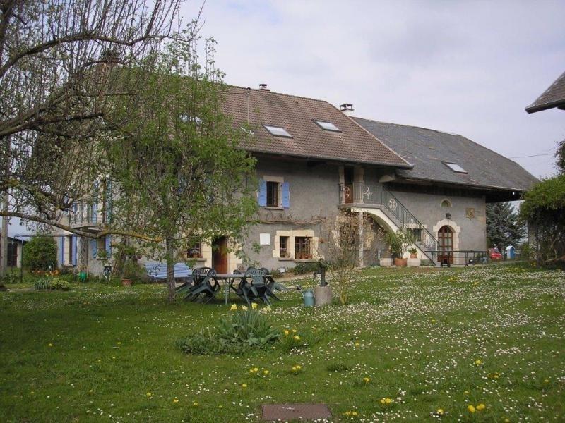 Immobile residenziali di prestigio casa Marcellaz albanais 850500€ - Fotografia 1