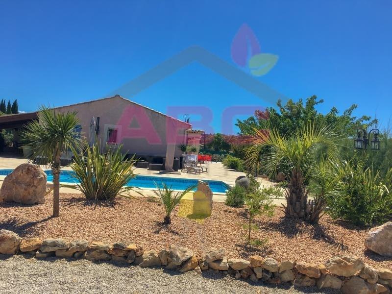 Vente de prestige maison / villa Tavernes 598000€ - Photo 3