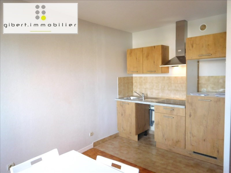 Rental apartment Le puy en velay 305€ CC - Picture 2