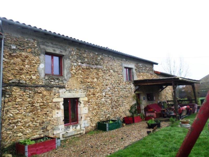 Vente maison / villa Archigny 139000€ - Photo 9