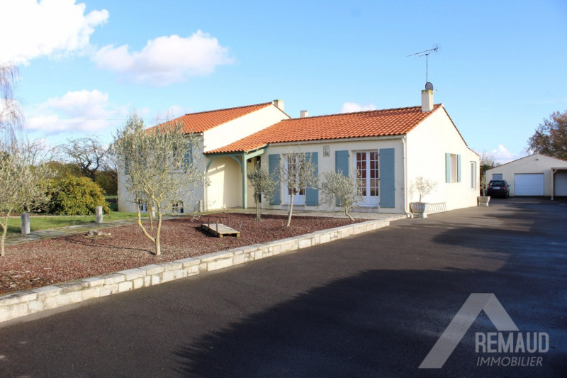 Vente maison / villa Mache 304 340€ - Photo 1