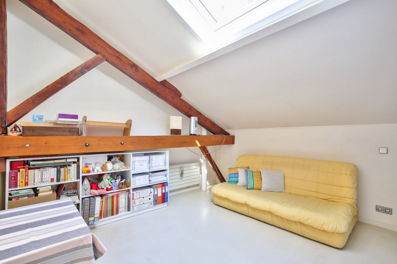 Deluxe sale apartment Paris 20ème 1 149 500€ - Picture 3