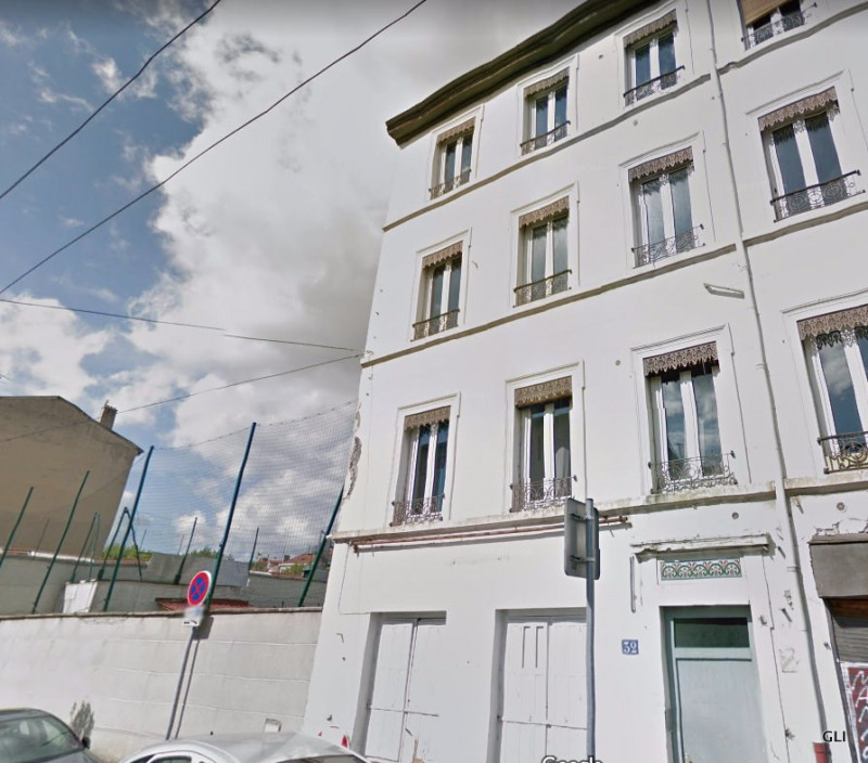 Rental apartment Villeurbanne 395€ CC - Picture 5