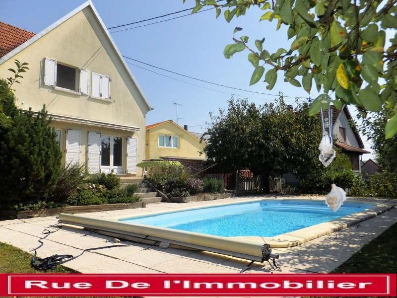 Sale house / villa Reichshoffen 244000€ - Picture 2