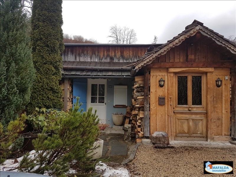 Sale house / villa Mont saxonnex 250000€ - Picture 3