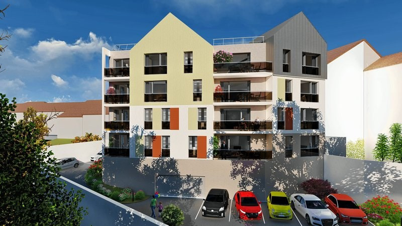 Vente appartement Claye souilly 274 000€ - Photo 2