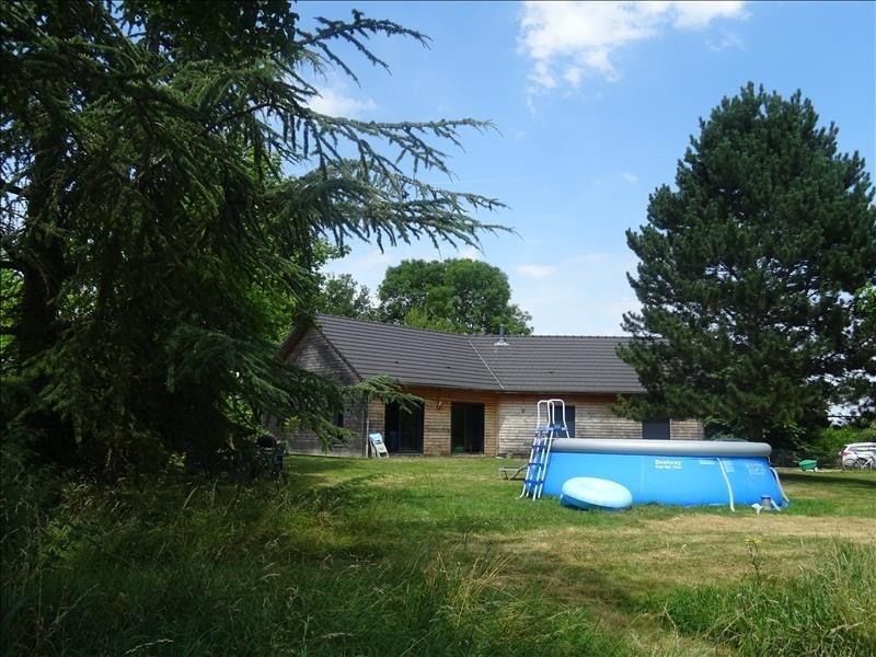 Sale house / villa La villeneuve-au-chene 215000€ - Picture 4