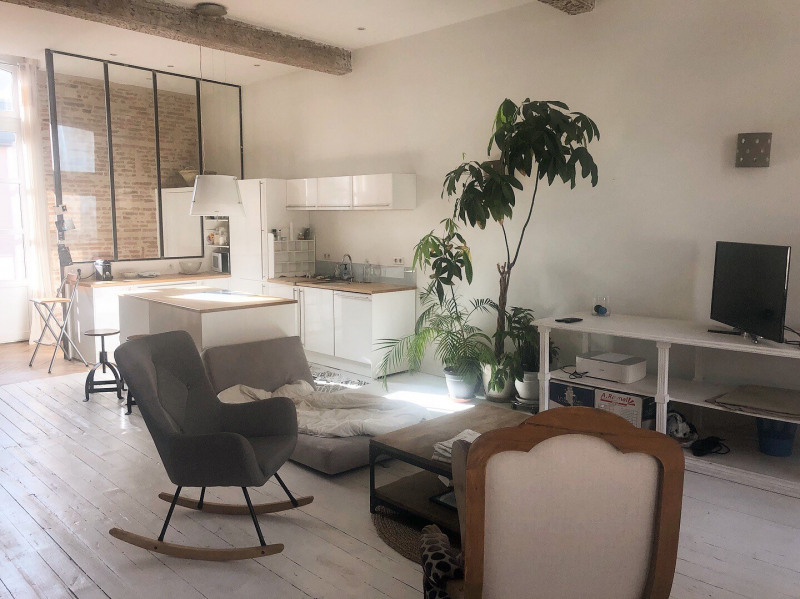 Sale apartment Toulouse 629 000€ - Picture 1