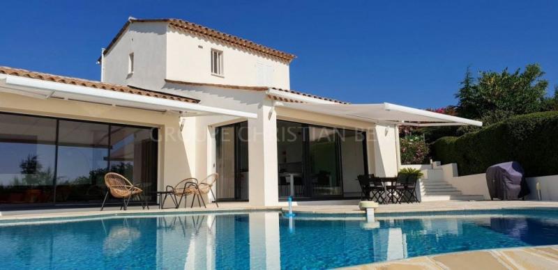 Vente de prestige maison / villa Les adrets-de-l'estérel 949000€ - Photo 3