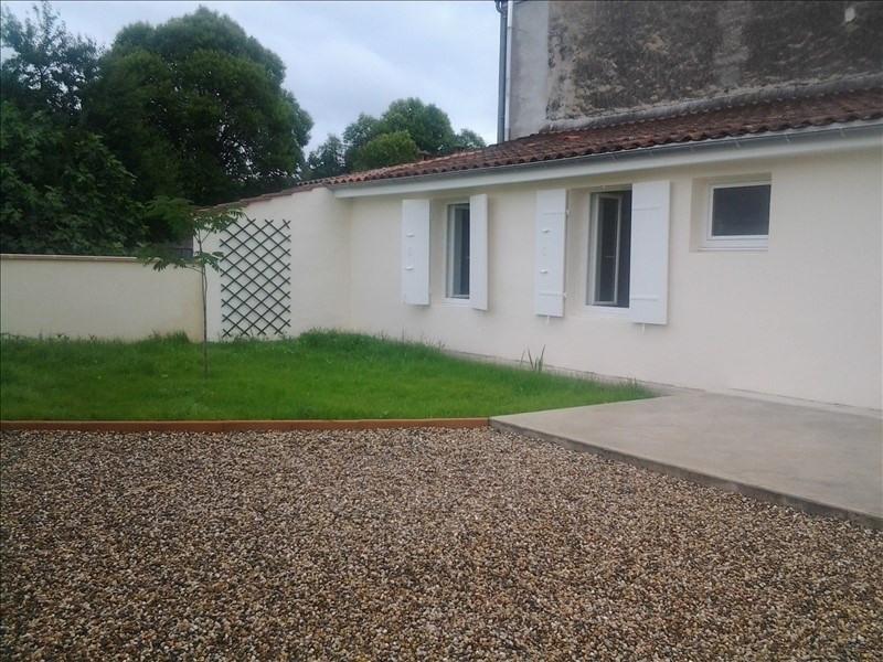 Verhuren  huis Langon 660€ CC - Foto 1