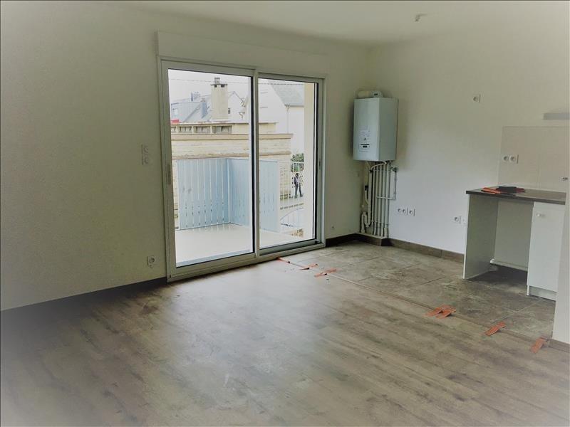 Rental apartment Rennes 590€ CC - Picture 2