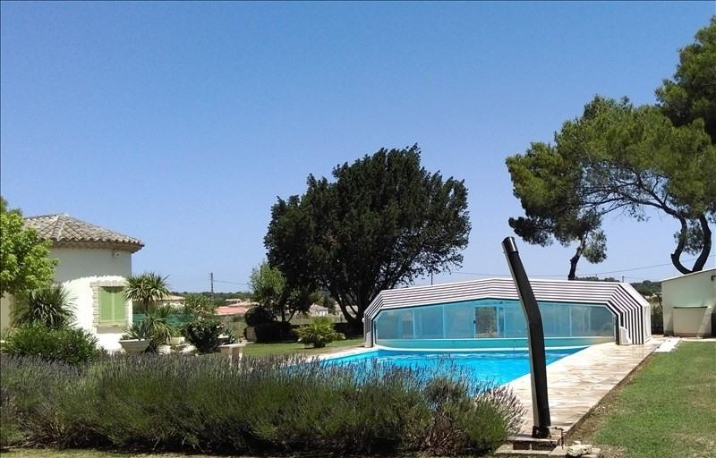 Vente de prestige maison / villa Montbazin 734000€ - Photo 5