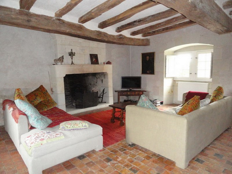 Deluxe sale house / villa Angers 30 mn nord-est 315000€ - Picture 3