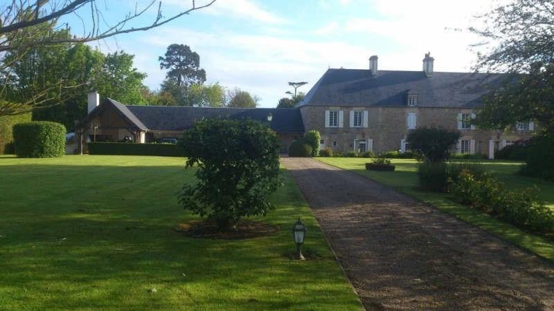 Deluxe sale house / villa Audrieu 630000€ - Picture 1