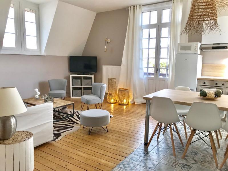 Verkoop  appartement Le touquet paris plage 472000€ - Foto 4