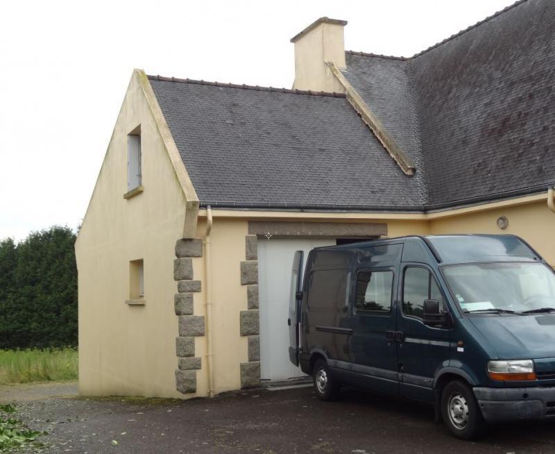 Sale house / villa Saint nicolas du pelem 140000€ - Picture 4