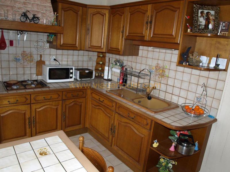 Viager maison / villa Roche-la-molière 47500€ - Photo 6