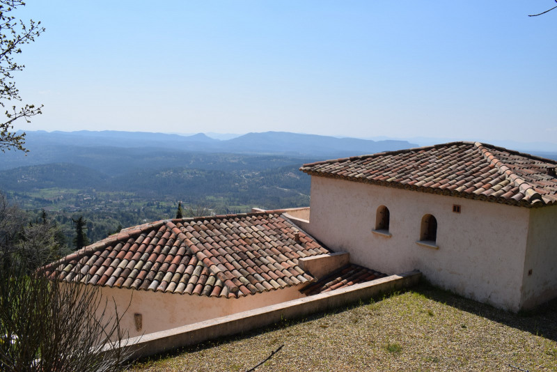 Deluxe sale house / villa Seillans 580000€ - Picture 5