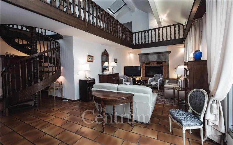 Revenda residencial de prestígio apartamento Metz 567000€ - Fotografia 2