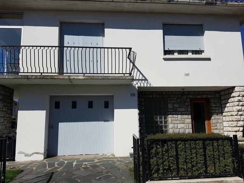 Vente maison / villa Carmaux 118000€ - Photo 1