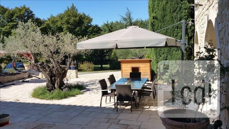 Vente de prestige maison / villa Saint-gervais-sur-roubion 1035000€ - Photo 3