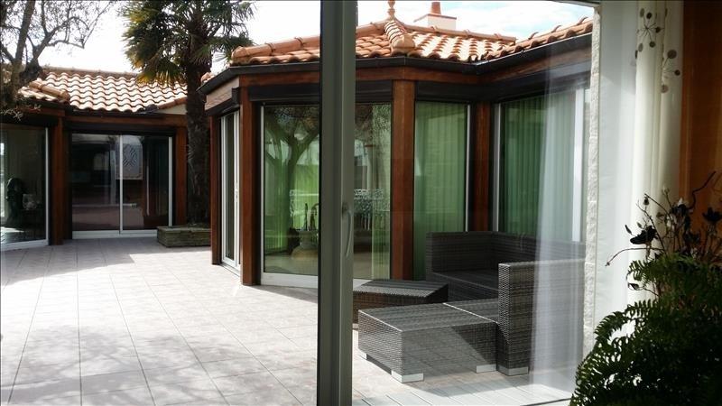 Sale house / villa La plaine sur mer 433000€ - Picture 6