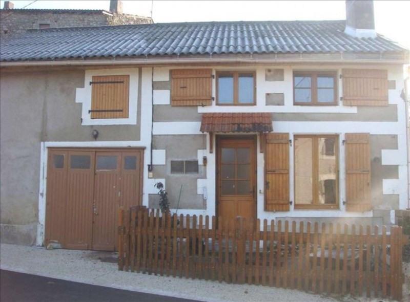 Vente maison / villa Lussac les chateaux 49050€ - Photo 5