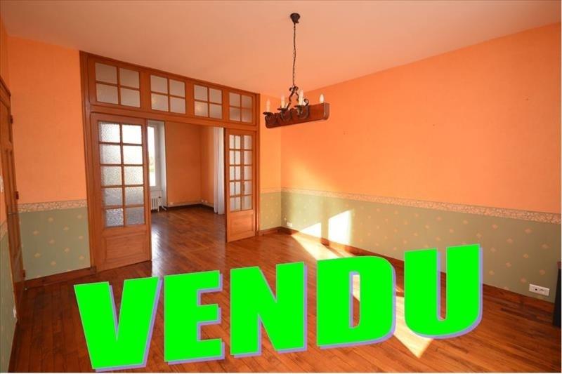 Sale house / villa Plozevet 135760€ - Picture 1
