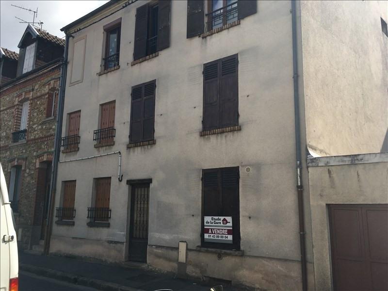 Vente appartement Villeneuve st georges 127000€ - Photo 1