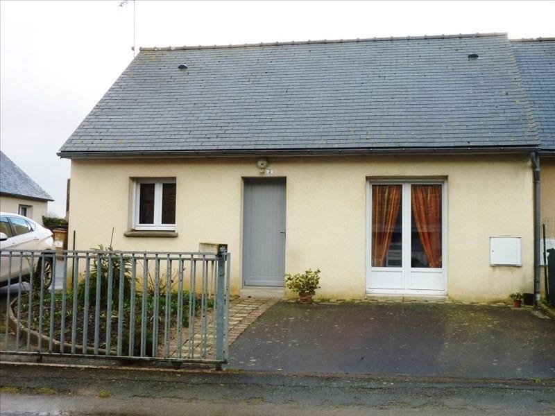 Sale house / villa St georges de reintembault 85400€ - Picture 1