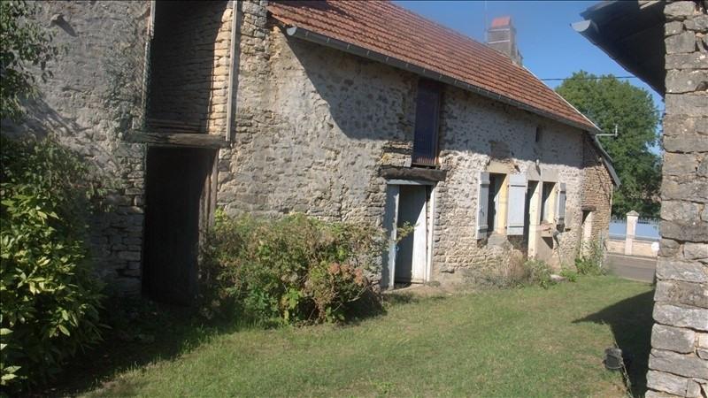 Vente maison / villa Sacquenay 59000€ - Photo 1