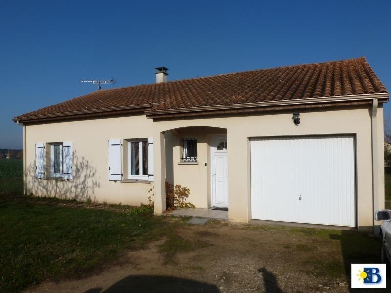 Vente maison / villa Leigne les bois 121900€ - Photo 1
