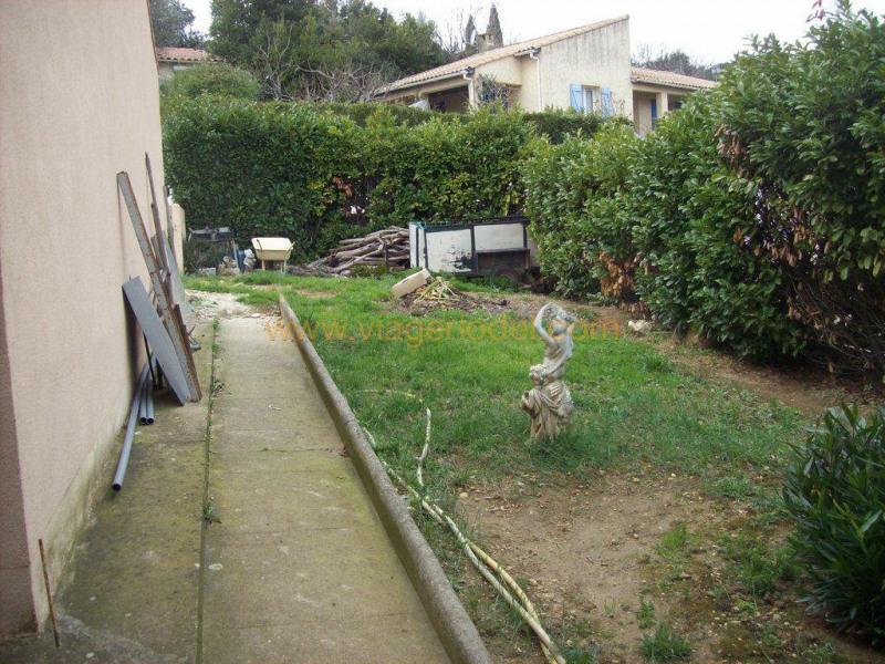 Vendita nell' vitalizio di vita casa Saint-gilles 52500€ - Fotografia 7