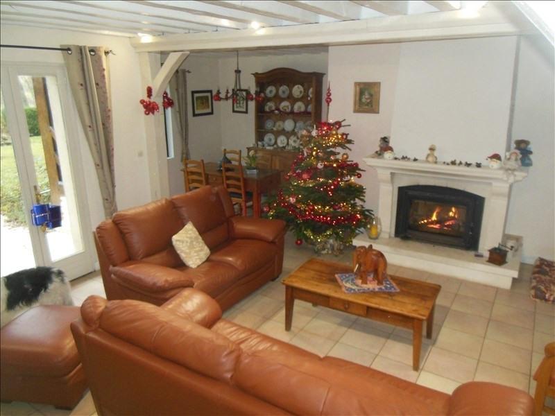 Sale house / villa Breval proche 405000€ - Picture 6