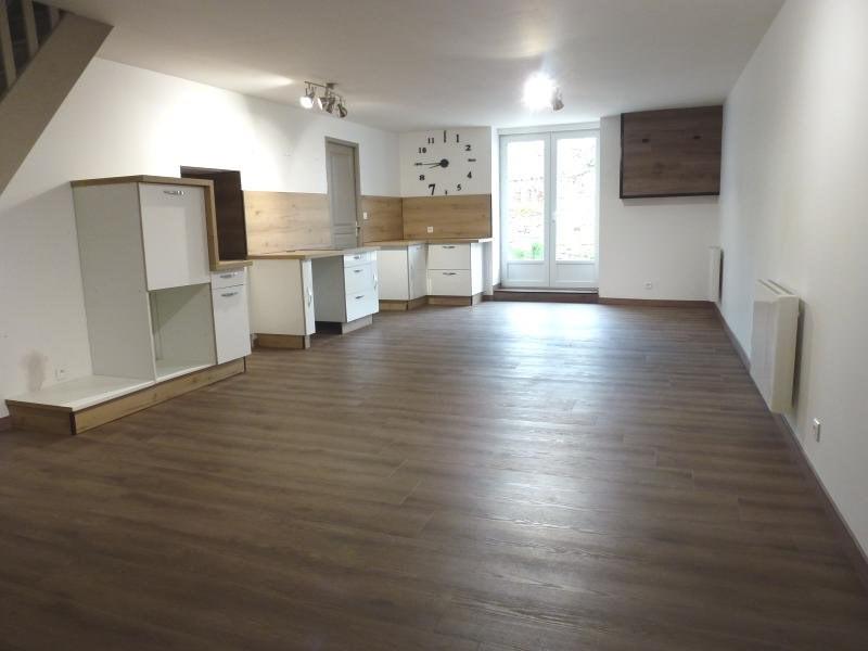 Vente maison / villa Chateauneuf de galaure 159800€ - Photo 1