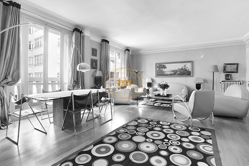 Vente de prestige appartement Paris 7ème 2540000€ - Photo 4