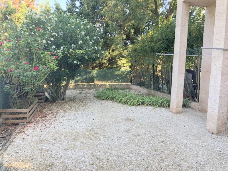 Appartement type 1/2 avec jardin LES MILLES