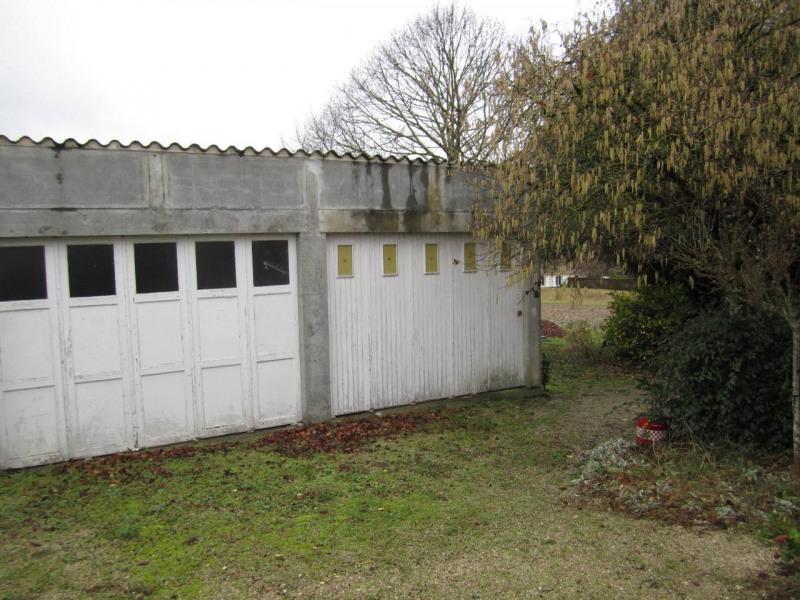 Vente maison / villa Blanzac-porcheresse 120500€ - Photo 4