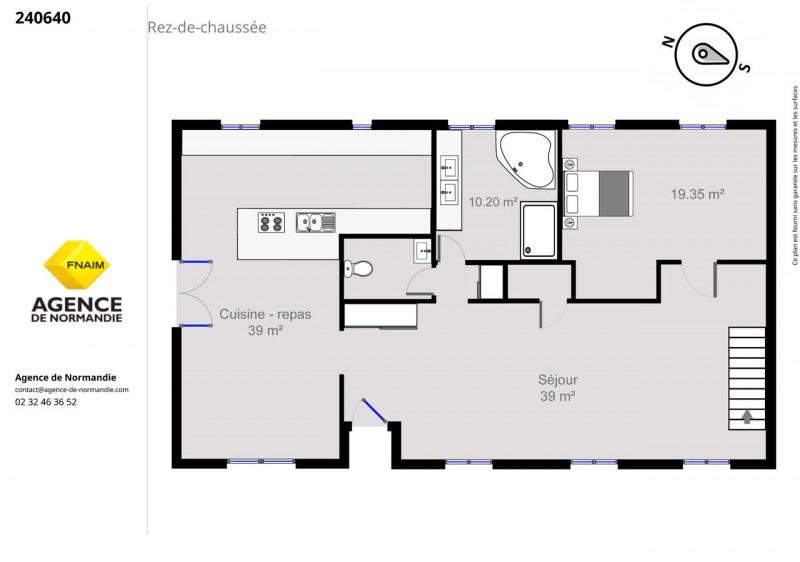 Sale house / villa Montreuil-l'argillé 240000€ - Picture 6