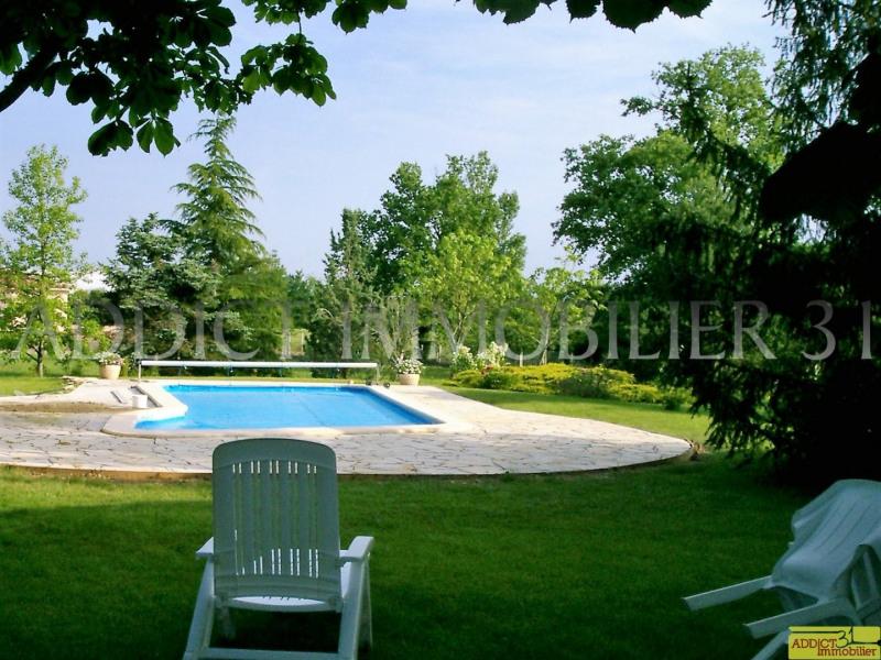Vente maison / villa Secteur paulhac 395000€ - Photo 4