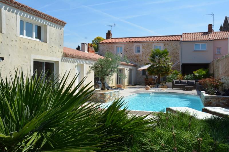 Vente maison / villa Challans 483000€ - Photo 1