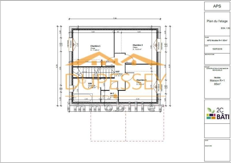Sale house / villa Voglans 278000€ - Picture 2
